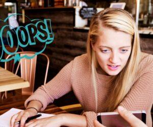 El error más común de las tiendas en las redes sociales
