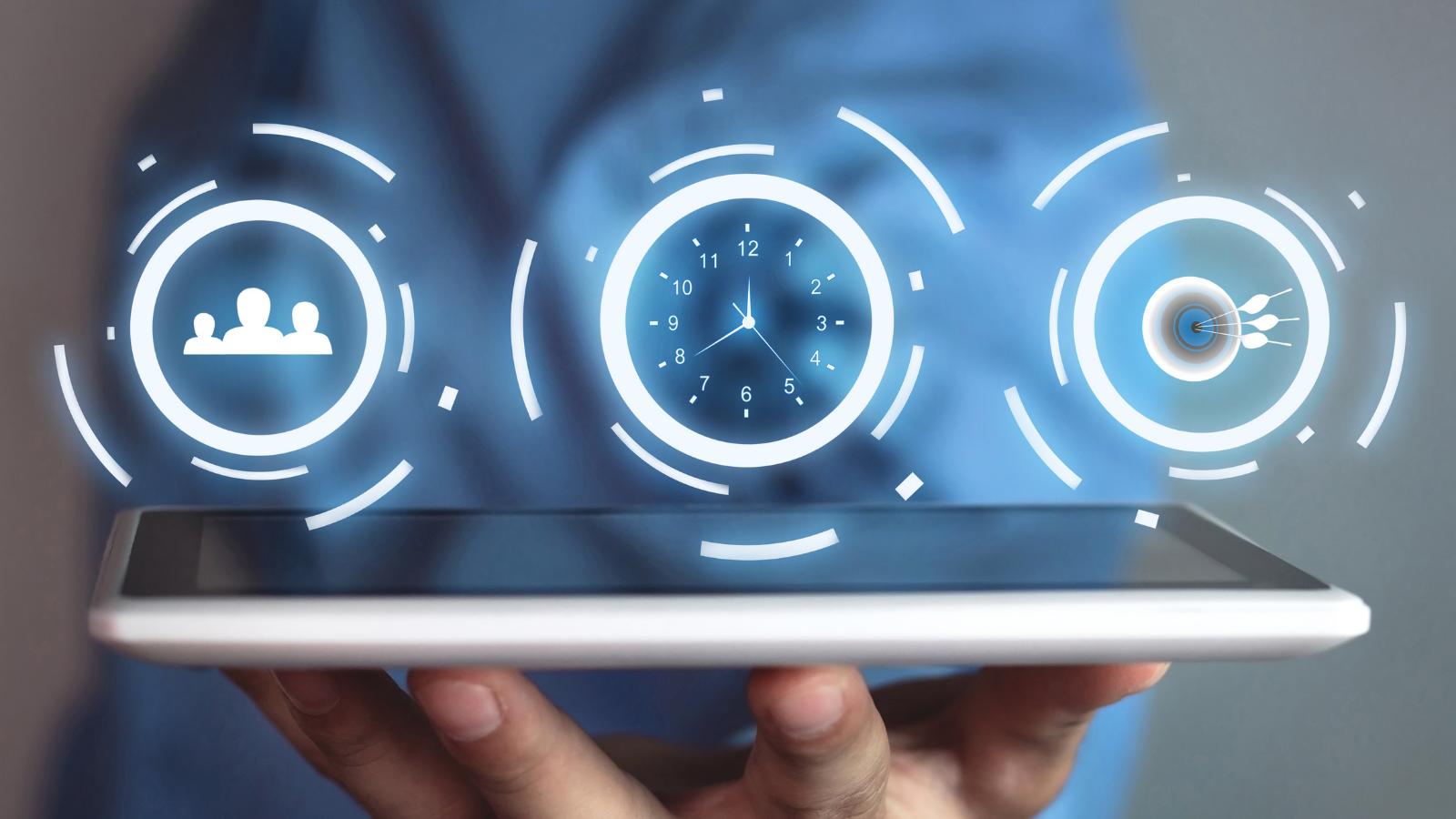 5 claves para optimizar el tiempo en redes sociales