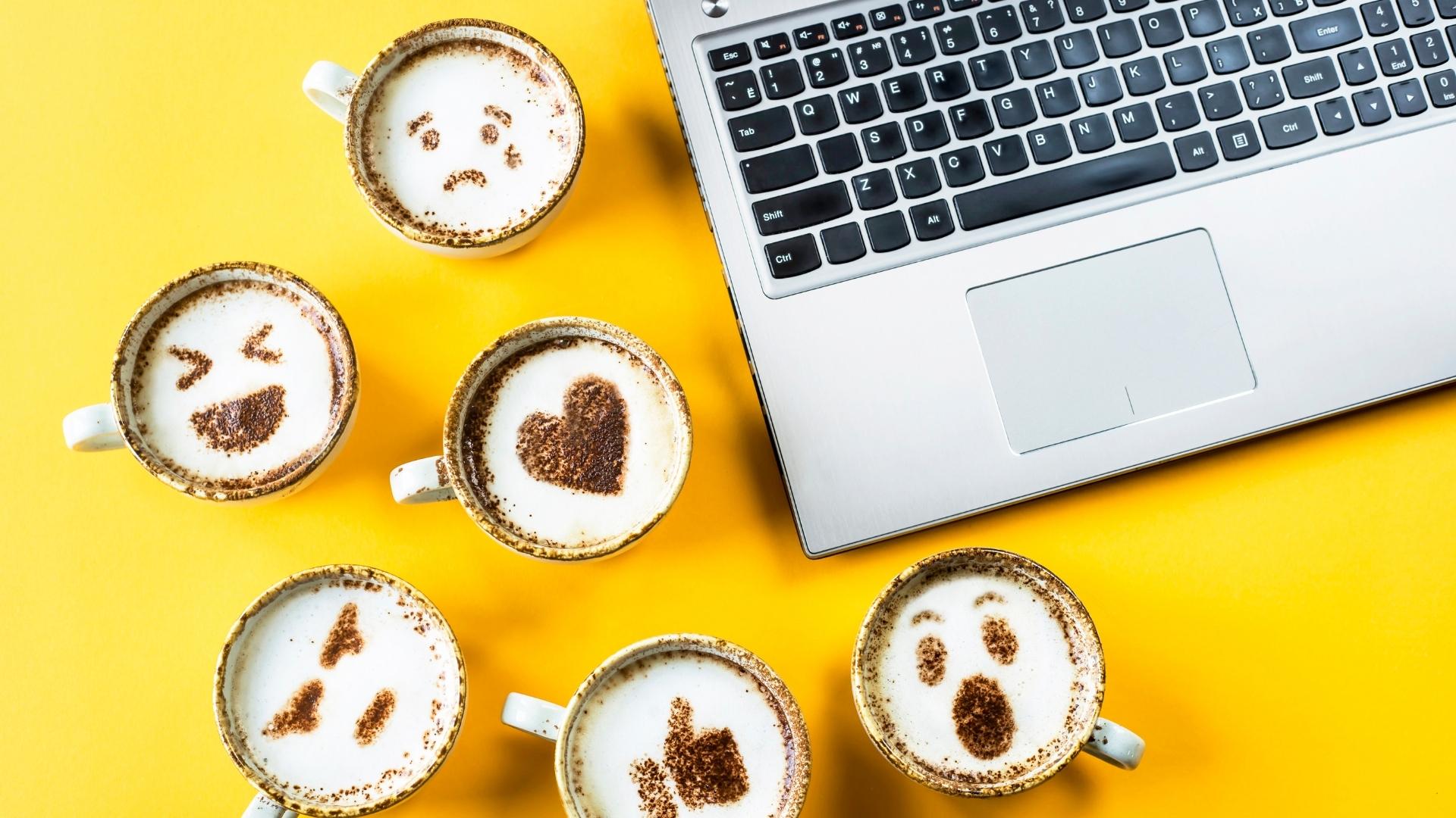 Los 10 emoticonos más utilizados en redes sociales