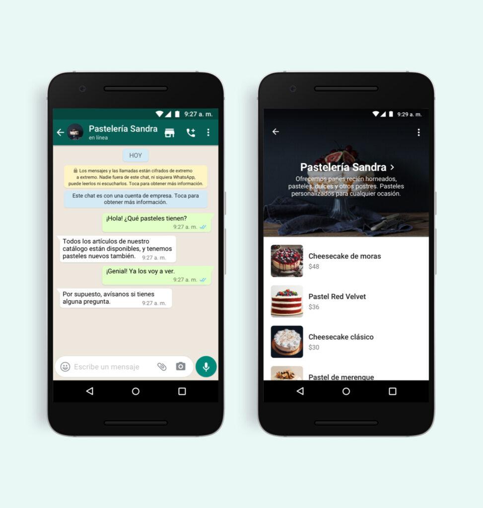 qué es WhataApp Business
