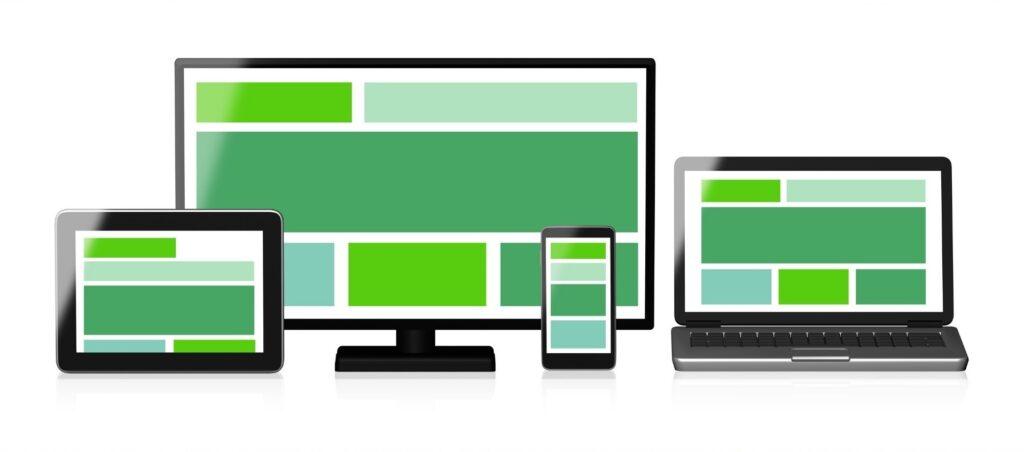 qué es una página web responsive